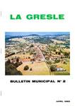 Bulletin La Gresle 1992
