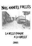 Bulletin La Gresle 2013