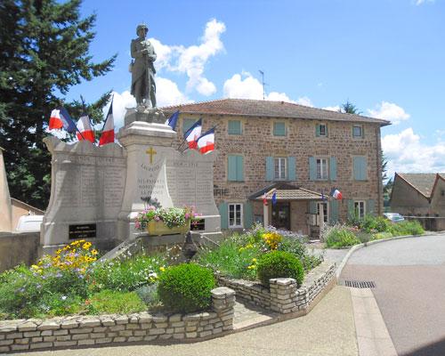mairie de La Gresle