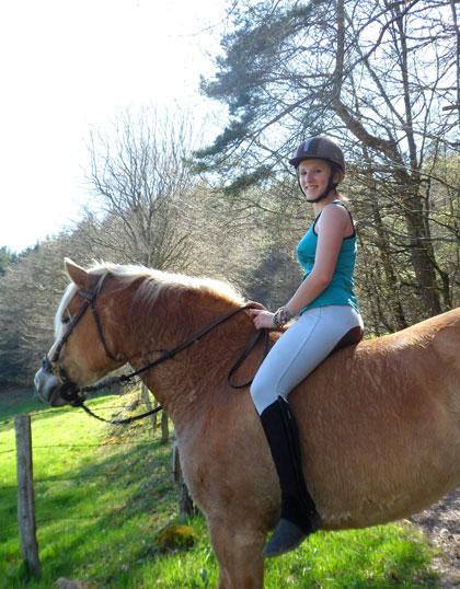 rando à cheval