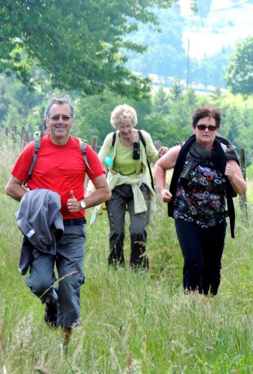 randonnées en Roannais