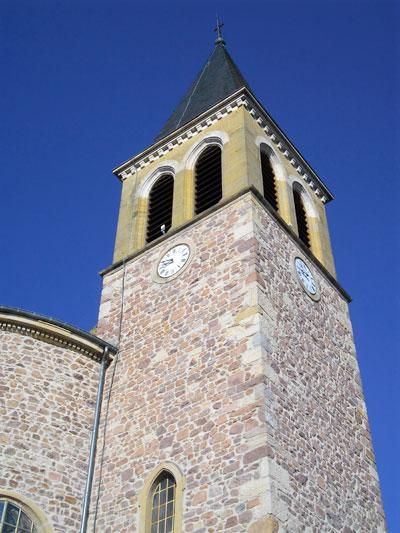 église de La Gresle