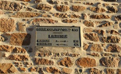 plaque La Gresle